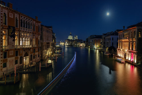 Nenad_Ristic Moonlight in Venice...