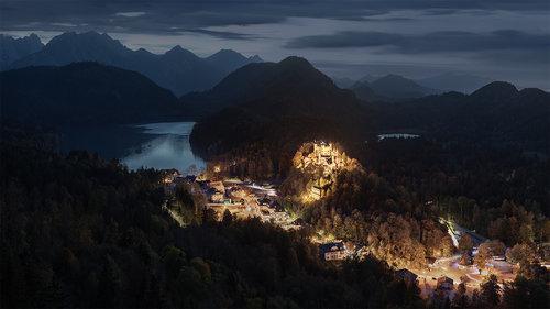Nenad_Ristic Mountain golden castle...