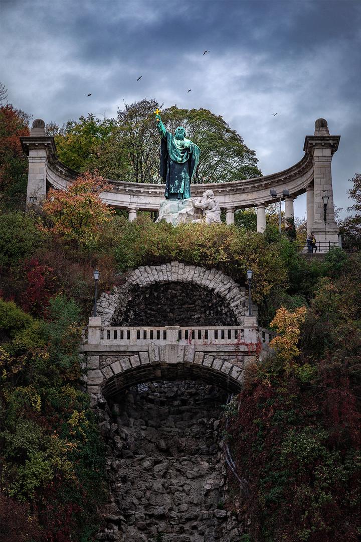 Gerard of Csanád Monument...