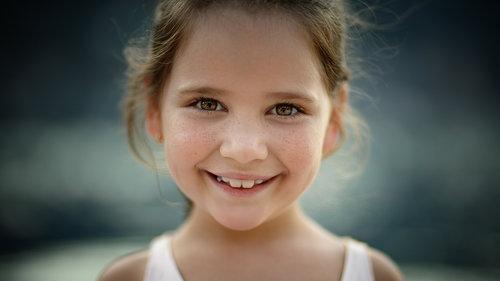 Nenad_Ristic Charismatic little girl...