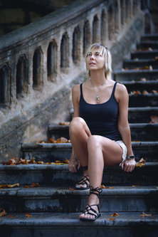 Nenad_Ristic Lady on stairs...