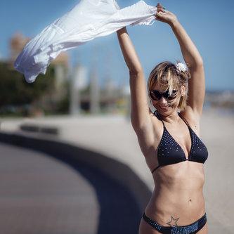 Nenad_Ristic She's like the wind...