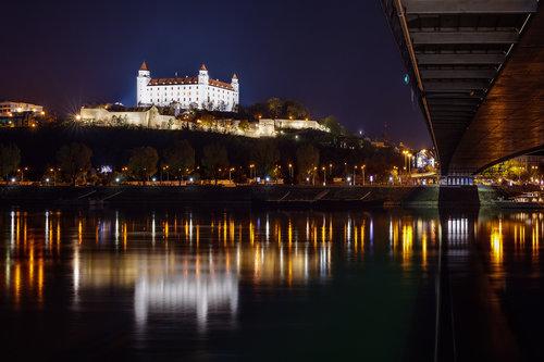 Nenad_Ristic Castle in the white...