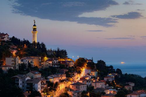 Nenad_Ristic Lighthouse in Trieste   Faro della Vittoria...