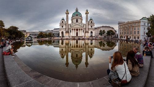 Nenad_Ristic One evening in Vienna...