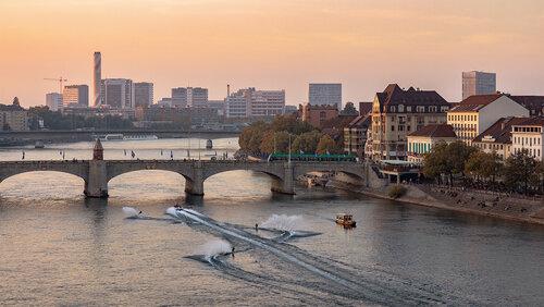 Nenad_Ristic Ordinary day in Basel...