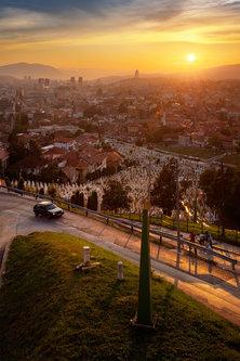 Nenad_Ristic Sarajevo sunset...