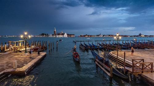 Nenad_Ristic Venice in blue...