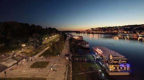 Nenad_Ristic Weekend morning in Belgrade...