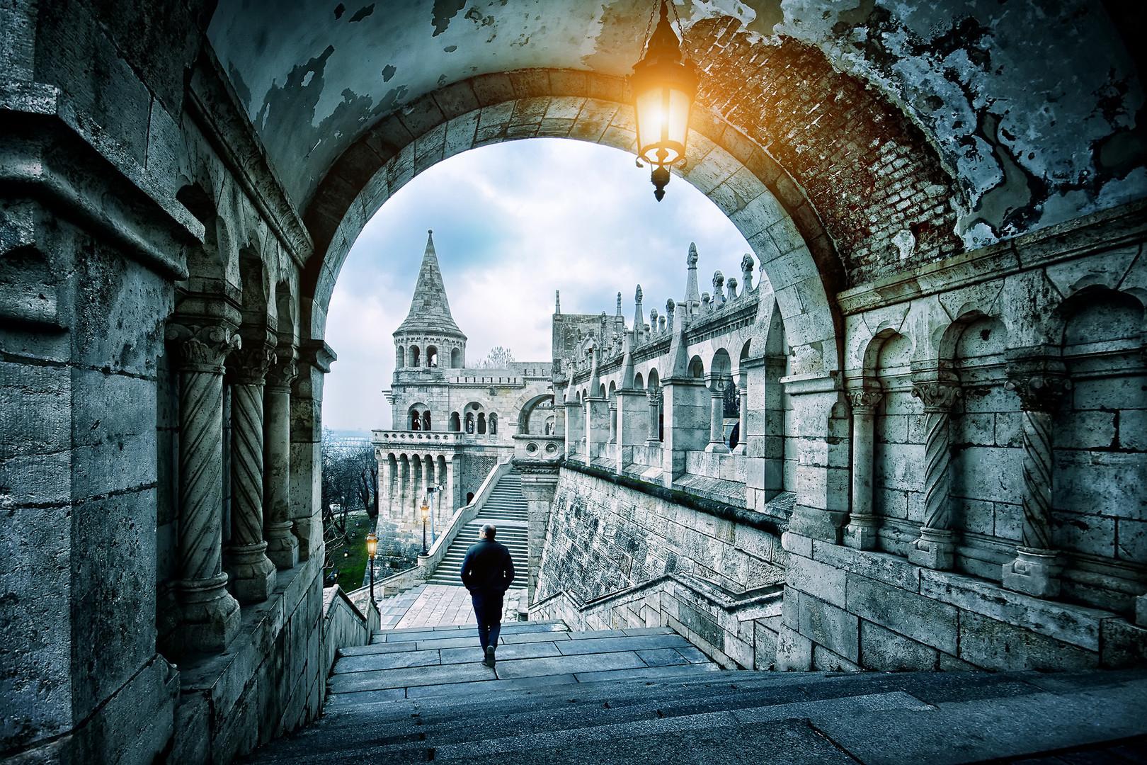 Enjoy Budapest castles