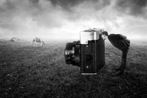 Nermin Giant Camera