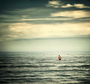 Nermin Sam u moru