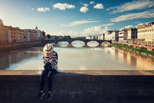 Nermin Djevojka na mostu