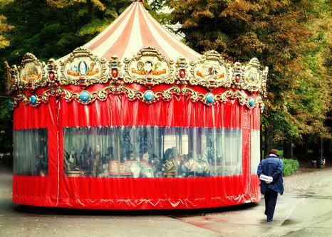 Nermin Odlazi cirkus