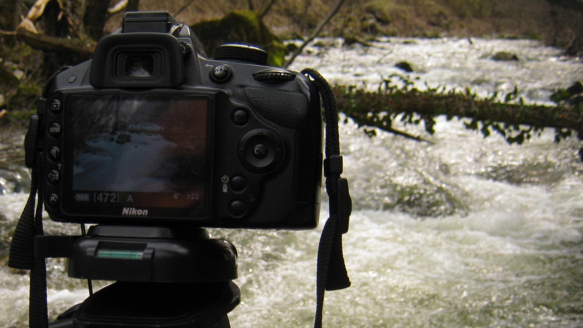Nikon na zadatku