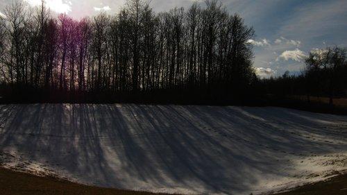 NikolaRadojicic Senka na snegu