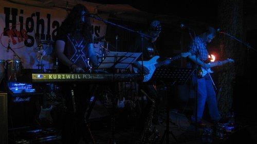 NikolaRadojicic Band The Highlanders