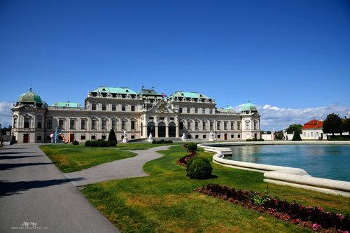 NikonD750 Belvedere Dvorac Beč