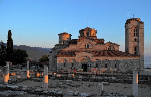 NikonD750 Crkva Sveti Pantelejmon - manastir Plaosnik