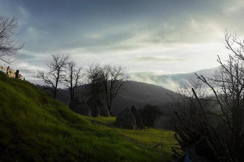 Nordi Jutro na planini