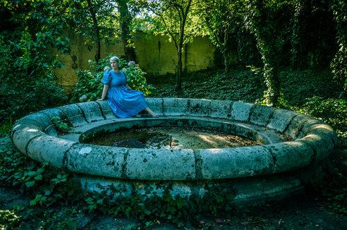 Ogimaster Secret garden