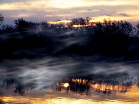 Ogimaster Magleno jutro