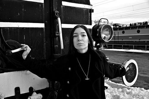 Ogimaster Iva i vlakovi