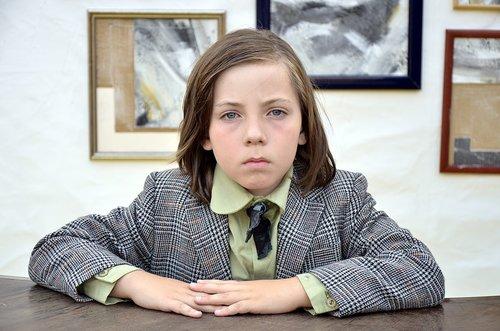 Ogimaster Portret dječaka
