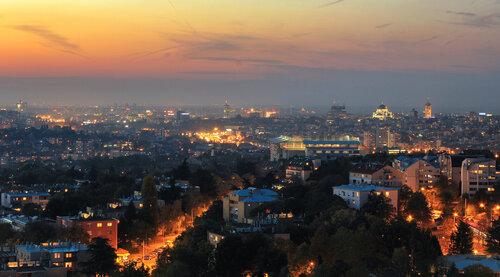 Panic92 Beograd panorama