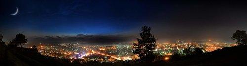 Proline Leskovac nocu