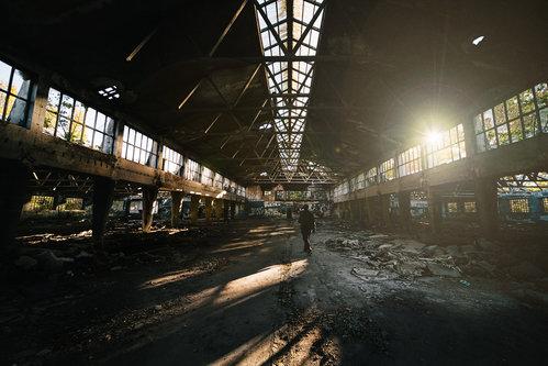 Prusac Abandoned