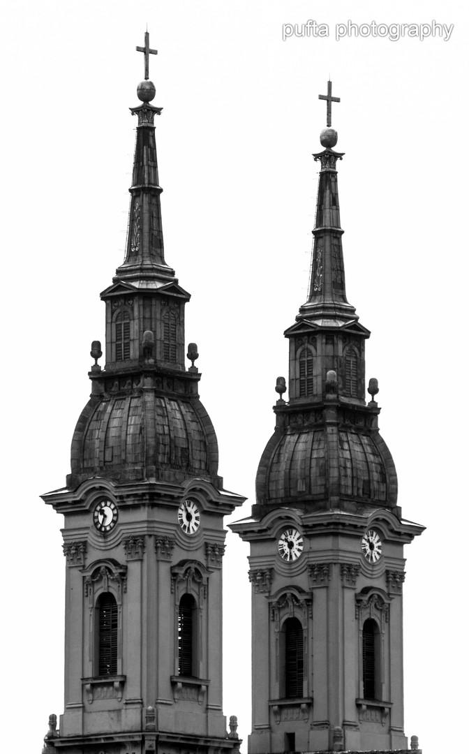 dva tornja Pancevo
