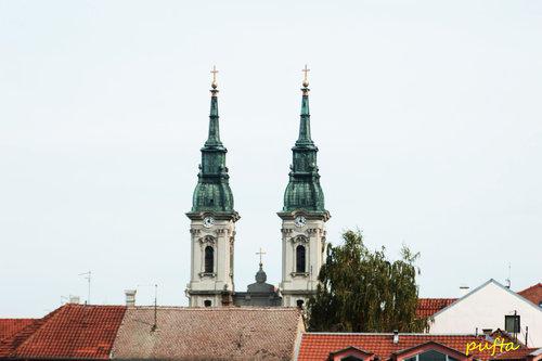 Pufta Dva tornja Pancevo