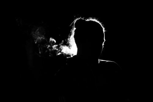 Pukylly Smokey Silhouette