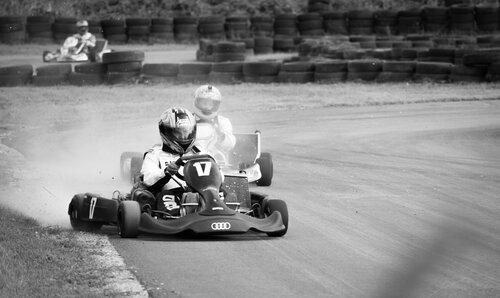 Pukylly Karting utrka