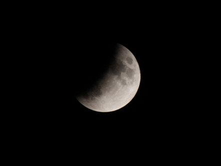 Pukylly Lunar eclpise
