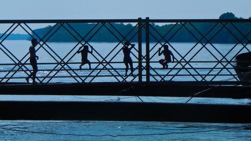 Raneberg Scena na Dunavu