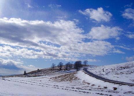Raneberg Vlašićki pejzaž