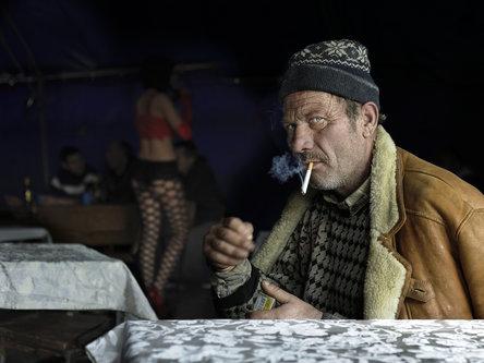 Rankoni Cigaret pauza