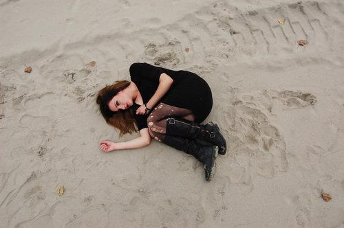 Romana U pesku