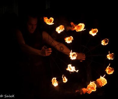 Salex Igra s vatrom 2