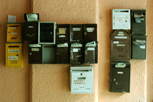 Sandrita97 Mailboxes
