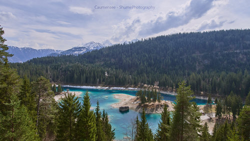 Shume Caumen jezero