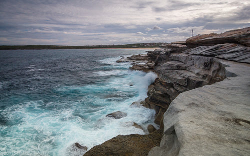 Sokodrag The Maroubra Rocks / Sydney