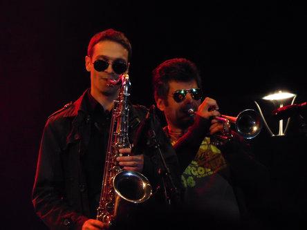 Sovijaticar Nišville jazz