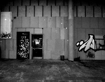 Stalker Bio jednom jedan bioskop...