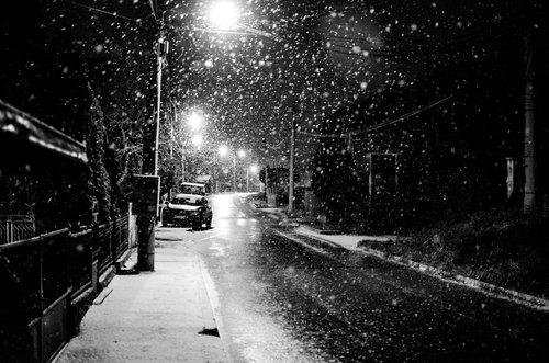 Stefanphoto Prvi sneg 2016. godine u Beogradu
