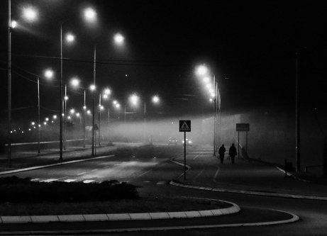 Steva Setnja kroz maglu