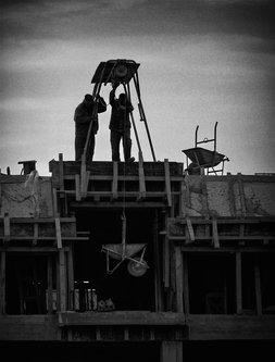 Steva Stiže beton