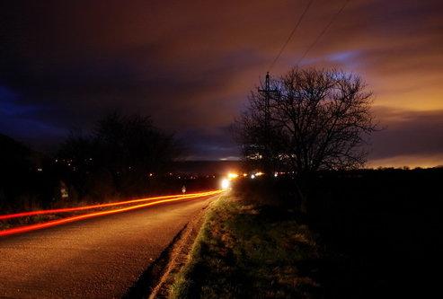 Steva Sumrak na putu